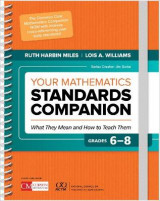 Omslag - Your Mathematics Standards Companion, Grades 6-8