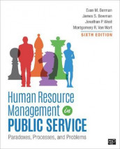 Human Resource Management in Public Service av Evan M. Berman, James S. Bowman, Montgomery R. Van Wart og Jonathan P. West (Innbundet)