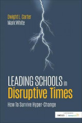 Omslag - Leading Schools in Disruptive Times