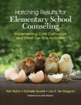 Omslag - Hatching Results for Elementary School Counseling
