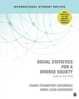 Omslag - Social Statistics for a Diverse Society