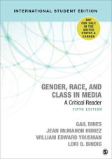 Omslag - Gender, Race, and Class in Media