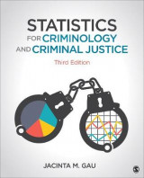 Omslag - Statistics for Criminology and Criminal Justice