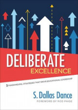 Omslag - Deliberate Excellence
