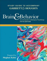 Omslag - Study Guide to Accompany Garrett & Hough's Brain & Behavior: An Introduction to Behavioral Neuroscience