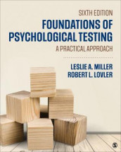 Foundations of Psychological Testing av Robert L. Lovler og Leslie A. Miller (Innbundet)