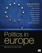 Politics in Europe av Christopher J. Carman, Marjorie Castle, David P. Conradt, Mary N. Hampton, M. Donald Hancock, Robert Leonardi, Raffaella Y. Nanetti, William N. Safran, Stephen L. White og Michelle H. Williams (Heftet)