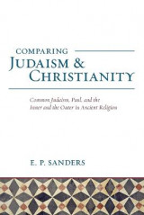 Omslag - Comparing Judaism and Christianity