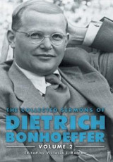 Omslag - Collected Sermons of Dietrich Bonhoeffer, the