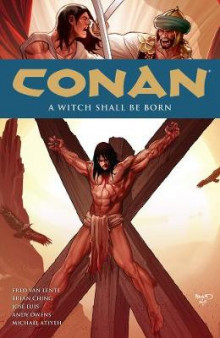 Conan Volume 20: A Witch Shall be Born av Fred van Lente (Innbundet)