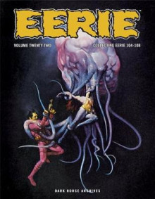 Eerie Archives Volume 22: Volume 22 av Bruce Jones og Larry Hama (Innbundet)