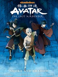 Avatar: The Last Airbender - Smoke And Shadow Library Edition av Gene Luen Yang (Innbundet)