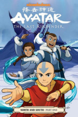 Omslag - Avatar: The Last Airbender - North & South Part One: Part one