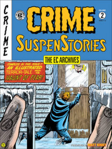 Ec Archives: Crime Suspenstories Volume 2 av Al Feldstein (Innbundet)