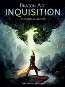 Dragon Age: Inquisition - The Poster Collection av Bioware (Innbundet)