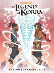 Legend Of Korra, The -the Poster Collection av Bryan Konietzko (Innbundet)