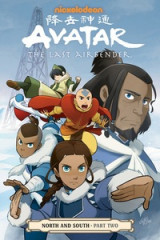 Omslag - Avatar: the Last Airbender - North and South Part Two: Part 2