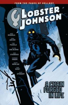 Lobster Johnson Volume 6: A Chain Forged In Life av Mike Mignola og John Arcudi (Heftet)