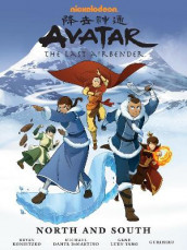 Avatar: The Last Airbender - North And South Library Edition av Michael Dante DiMartino, Bryan Konietzko og Gene Luen Yang (Innbundet)
