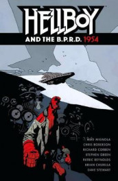 Hellboy And The B.p.r.d.: 1954 av Stephen Green, Mike Mignola og Chris Roberson (Heftet)