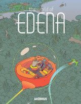 Omslag - Moebius Library: The World Of Edena