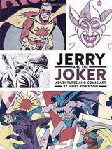 Omslag - Jerry And The Joker: Adventures And Comic Art