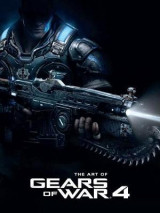 Omslag - The Art of Gears of War 4