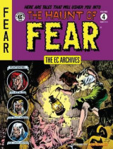 Omslag - Ec Archives: The Haunt of Fear Volume 4: Volume 4