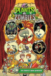 Plants Vs. Zombies Volume 9 av Jacob Chabot, Matt J. Rainwater og Paul Tobin (Innbundet)