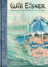 Omslag - Will Eisner: the Centennial Celebration 1917-2017