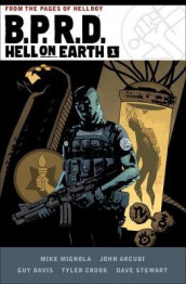 B.p.r.d Hell On Earth Volume 1 av John Arcudi, Guy Davis og Mike Mignola (Innbundet)