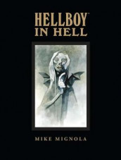 Hellboy In Hell Library Edition av Mike Mignola (Innbundet)