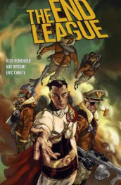 The End League Library Edition av Mat Broome, Eric Canete og Rick Remender (Innbundet)