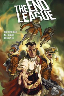 The End League Library Edition av Rick Remender, Mat Broome og Eric Canete (Innbundet)