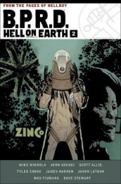 B.p.r.d. Hell On Earth Volume 2 av Scott Allie, John Arcudi og Mike Mignola (Innbundet)