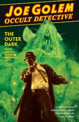 Omslag - Joe Golem: Occult Detective Vol. 2