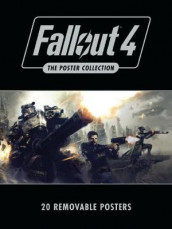 Fallout 4: The Poster Collection av Bethesda Softworks (Heftet)