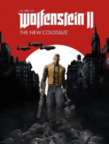 Omslag - The Art Of Wolfenstein Ii