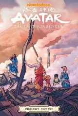 Omslag - Avatar: The Last Airbender - Imbalance Part Two