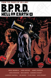 B.p.r.d. Hell On Earth Volume 4 av John Arcudi og Mike Mignola (Innbundet)