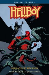 Hellboy Omnibus Volume 1: Seed Of Destruction av John Byrne og Mike Mignola (Heftet)