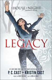 Legacy: A House Of Night Graphic Novel av P.C. Cast og Kristin Cast (Heftet)