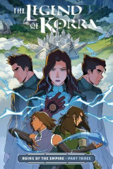 Omslag - The Legend Of Korra: Ruins Of The Empire Part 3