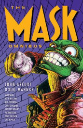 The Mask Omnibus Volume 1 (second Edition) av John Arcudi (Heftet)