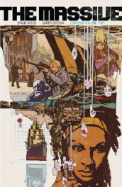 The Massive Omnibus Volume 2 av Garry Brown og Brian Wood (Innbundet)