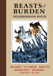 Beasts Of Burden Volume 2: Neighborhood Watch av Evan Dorkin og Mike Mignola (Innbundet)