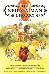 Omslag - The Neil Gaiman Library Volume 2