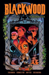 Blackwood: The Mourning After av Evan Dorkin, Andy Fish og Veronica Fish (Heftet)