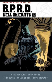 B.p.r.d. Hell On Earth Volume 1 av John Arcudi, Guy Davis og Mike Mignola (Heftet)