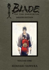 Omslag - Blade of the Immortal Deluxe Volume 1